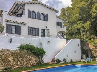 4 bedroom Villa in Sant Vicenc de Calders, Catalonia, Spain : ref 5545735