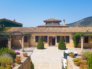 8 bedroom Villa in Alaró, Balearic Islands, Spain : ref 5571229