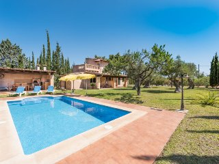 3 bedroom Villa in Lloseta, Balearic Islands, Spain : ref 5397602