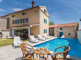 4 bedroom Villa in Bencici, Istria, Croatia : ref 5532423