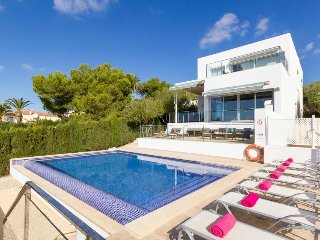 5 bedroom Villa in Torre Soli Nou, Balearic Islands, Spain : ref 5334293
