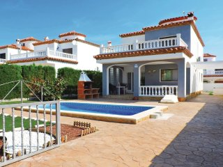4 bedroom Villa in Miami Platja, Catalonia, Spain : ref 5549952