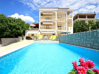 3 bedroom Apartment in Crikvenica, Primorsko-Goranska Zupanija, Croatia : ref 50