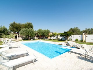 2 bedroom Villa in Galugnano, Apulia, Italy : ref 5333420