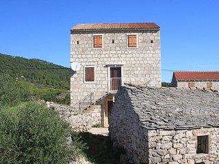Two bedroom house Podhumlje, Vis (K-8852)