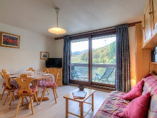 2 bedroom Apartment in Le Corbier, Auvergne-Rhone-Alpes, France : ref 5081689