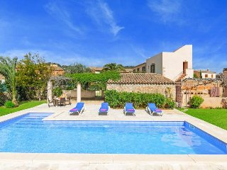 5 bedroom Villa in s'Horta, Balearic Islands, Spain : ref 5334584