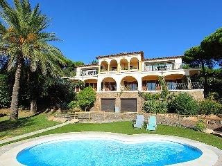 3 bedroom Villa in Castell-Platja d'Aro, Catalonia, Spain : ref 5043932
