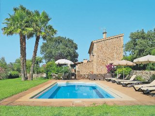 3 bedroom Villa in Llubí, Balearic Islands, Spain : ref 5441210