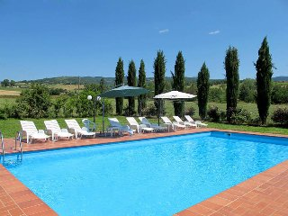 5 bedroom Villa in Poppi, Tuscany, Italy : ref 5446822