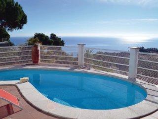 4 bedroom Villa in Blanes, Catalonia, Spain : ref 5549832