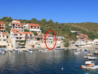Two bedroom apartment Zavalatica (Korcula) (A-14498-b)