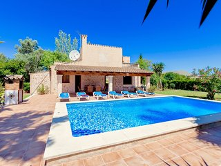 3 bedroom Villa in Pollenca, Balearic Islands, Spain : ref 5400582