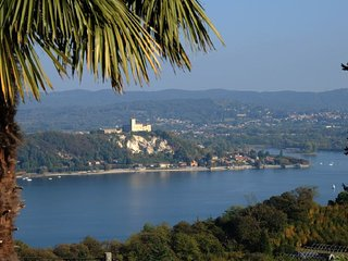 4 bedroom Villa in Arona, Piedmont, Italy : ref 5218422