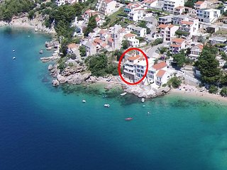 One bedroom apartment Pisak, Omis (A-1018-a)