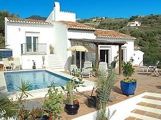 3 bedroom Villa in Frigiliana, Andalusia, Spain : ref 5454998