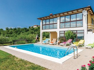 4 bedroom Villa in Kaldir, Istria, Croatia : ref 5564519