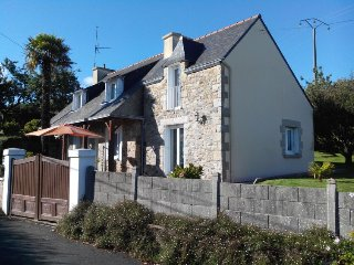 3 bedroom Villa in Kermouster, Brittany, France : ref 5699656