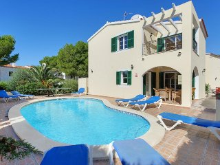 4 bedroom Villa in Cala Galdana, Balearic Islands, Spain : ref 5334258