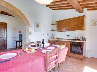 2 bedroom Villa in Colonna di Grillo, Tuscany, Italy : ref 5055630