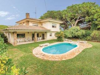 4 bedroom Villa in els Riells, Catalonia, Spain : ref 5538698
