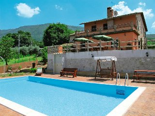 3 bedroom Villa in Casperia, Latium, Italy : ref 5440488