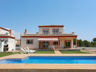 4 bedroom Villa in Las Tres Cales, Catalonia, Spain : ref 5558431
