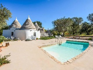 2 bedroom Villa in Satia, Apulia, Italy : ref 5570347