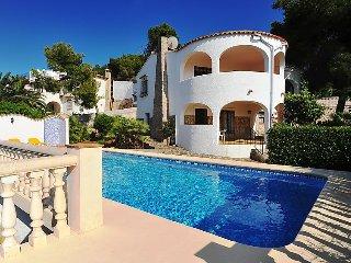 2 bedroom Villa in Xabia, Valencia, Spain : ref 5044515