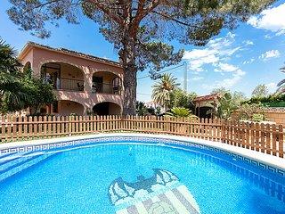 3 bedroom Villa in Denia, Valencia, Spain : ref 5028872