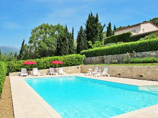 3 bedroom Villa in Chateauneuf-Grasse, Provence-Alpes-Cote d'Azur, France : ref