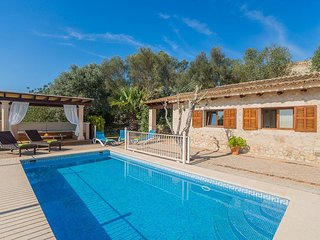 3 bedroom Villa in Petra, Balearic Islands, Spain : ref 5503167