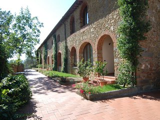 2 bedroom Apartment in Malva Nuova Squarcia, Tuscany, Italy : ref 5055715