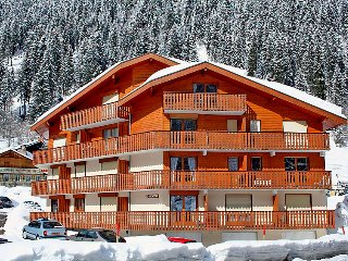 2 bedroom Apartment in Chatel, Auvergne-Rhone-Alpes, France : ref 5051357