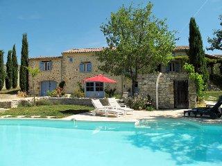3 bedroom Villa in Le Poët-Sigillat, Auvergne-Rhône-Alpes, France : ref 5443476