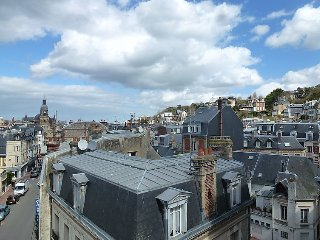 2 bedroom Apartment in Trouville-sur-Mer, Normandy, France : ref 5033673