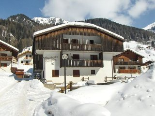 1 bedroom Apartment in Canazei, Trentino-Alto Adige, Italy : ref 5477570