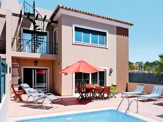 4 bedroom Villa in Santa Barbara de Nexe, Faro, Portugal : ref 5434731