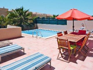 4 bedroom Villa in Santa Bárbara de Nexe, Faro, Portugal : ref 5434731