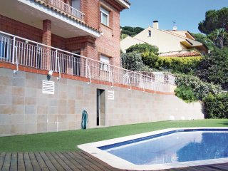 4 bedroom Villa in Cabrils, Catalonia, Spain : ref 5538605