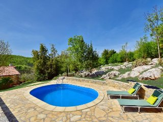 2 bedroom Villa in Hum, Istarska Zupanija, Croatia : ref 5034485