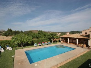 3 bedroom Villa in Port de Pollenca, Balearic Islands, Spain : ref 5228081