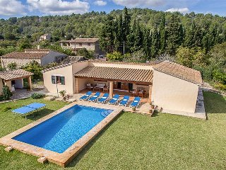 3 bedroom Villa in Pollença, Balearic Islands, Spain : ref 5334635