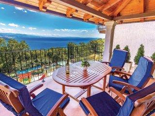 2 bedroom Villa in Pobri, Primorsko-Goranska Županija, Croatia : ref 5521443
