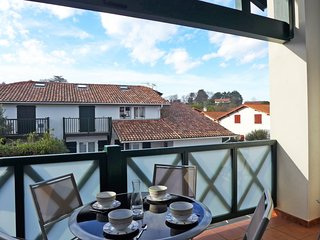 2 bedroom Apartment in Saint-Jean-de-Luz, Nouvelle-Aquitaine, France : ref 52238