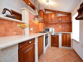 4 bedroom Apartment in Muntrilj, Istria, Croatia : ref 5559438
