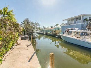 Canal-Front 3BR w/ Private Pool, Dock & Kayaks - Near Oceanfront Park