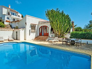 2 bedroom Villa in Xabia, Valencia, Spain : ref 5044477