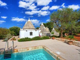 2 bedroom Villa in Pascarosa, Apulia, Italy : ref 5390877
