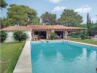 4 bedroom Villa in Roda de Berà, Catalonia, Spain : ref 5533923